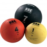 York Fitness BBE Max Grip Rubber Sports Medicine Ball Gym MMA Cross Fit
