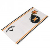 Callaway Tour Authentic Bomb Golf Towel