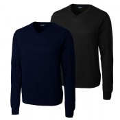 Carbite Golf Pure Merino Wool V Neck Sweaters